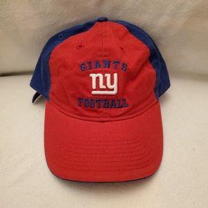 New York Giants hat